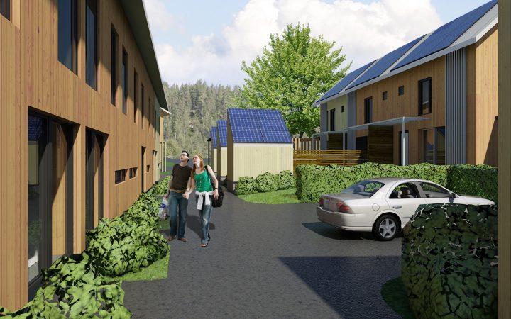 Matalaenergiarakentamisen aluesuunnitelma ja asemakaavoituksen viitesuunnitelmat